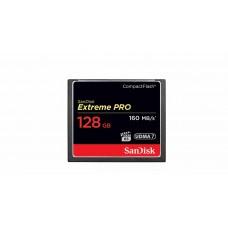 Карта памяти SANDISK Extreme Pro CompactFlash 128ГБ 160MB/s 1067X (SDCFXPS-128G-A46)