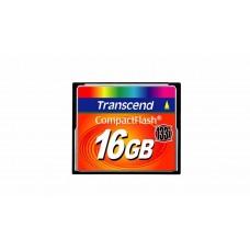 Карта памяти Transcend CompactFlash 16ГБ 133x (TS16GCF133)