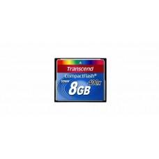 Карта памяти Transcend CompactFlash 8ГБ 400X (TS8GCF400)