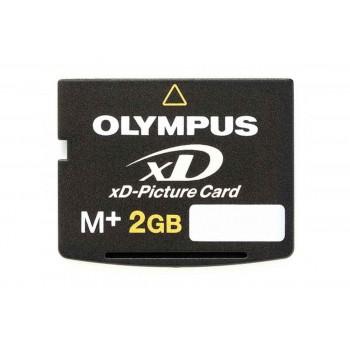 Карта памяти Olympus xD-Picture Card M XD 2ГБ.