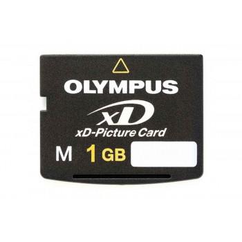 Карта памяти Olympus xD-Picture Card M XD 1ГБ.