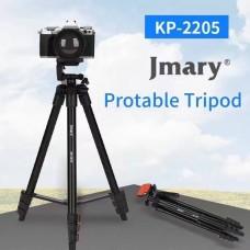 Штатив Jmary KP-2205 Black для фото, видеокамер и смартфон