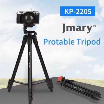 Штатив Jmary KP-2205 Black для съёмки с фото, видеокамер и смартфон