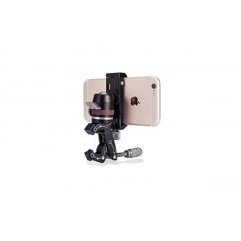 Jmary MP30 + L-9 Многофункциональное крепление для смартфона / экшн-камеры / DSLR