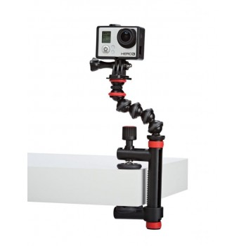 Держатель-струбцина JOBY Action Clamp & Locking Arm JB01291-BWW для экшн-камеры