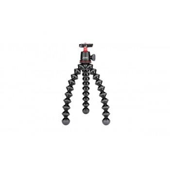 Гибкий штатив Joby GorillaPod 3K Kit JB01507 с головой черный/серый