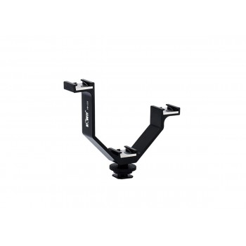Кронштейн Kiwifotos VB-125 V Shape Cold Shoe Mount