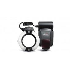 Вспышка Viltrox JY670C для Canon кольцевой светодиодный