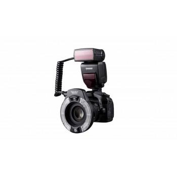Вспышка Yongnuo YN-14EX II Макро кольцевая для Canon TTL