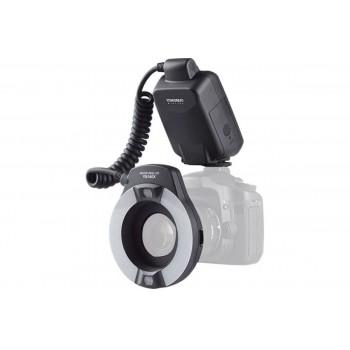 Вспышка Yongnuo YN-14EX Макро кольцевая для Canon TTL