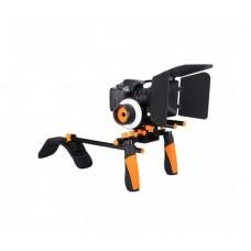 Плечевой упор Aputure MagicRig DSLR Camera Bracket V2 Set
