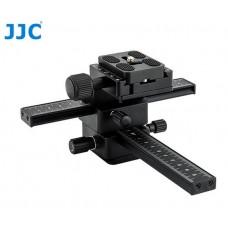 Четырех осевые макрорельсы JJC MFR-3