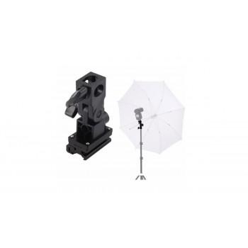 Держатель для вспышки и зонта универсальный тип B