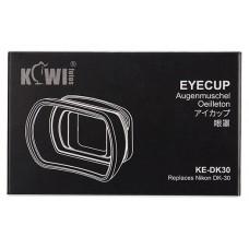 Наглазник для Nikon Z50 KIWIFOTOS KE-DK30