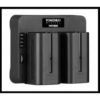 YONGNUO YN750C для Sony NP-F970/770/570
