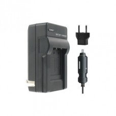 Зарядное устройство Stado LP-E5 для Canon LP-E5 + Автомобильный адаптер