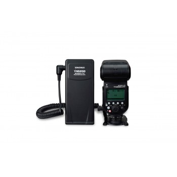 Внешний аккумулятор YONGNUO YN5200 для вспышки Yongnuo YN560, YN660, YN565, YN600EX-RT, YN968EX-RT, YN968N, Canon 580EX